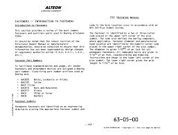 Nas Bolt Size Chart Boeing Fasteners Aeroflot