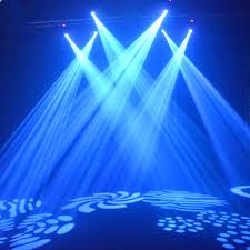 Blue Stage Lighting Details About 4pcs 30w Rgbw Led Moving Head Stage Lighting Dmx512 Beam Bar Party Dj Lights