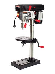 Bench Top Drill Press Rolling Cart  By TurbineTester Small Bench Drill Press