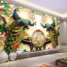 3d Wall Painting Design Images ...