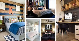 Ideas for teen boys bedrooms