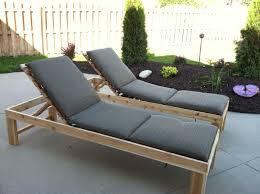 outdoor double chaise lounge plans designs