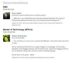 Recommendation Letter For Programmer Top 30 Linkedin Recommendation Sample Examples For Developer Sample
