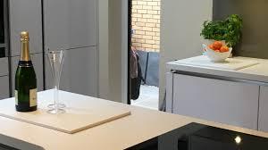 Modern German Kitchen Designs Modern German Kitchen With Corian Worktops British Design