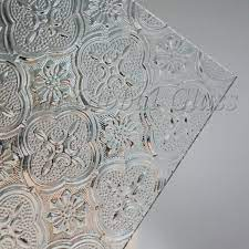 4mm flora clear patterned glass supplier in China, 4mm patterned glass  wholesaler, 4mm flora clear figured glass factory