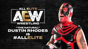 Dustin Rhodes Signs Multi-Year Deal with AEW - ITN WWE