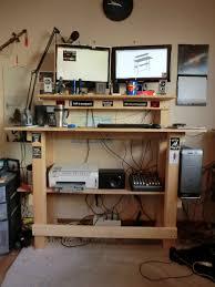 home office standing desk. $65 Standing Desk Home Office