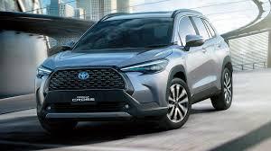 Toyota Corolla Cross SUV revealed, Australian launch due 2022