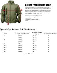 Rothco Special Ops Tactical Soft Shell Jacket West Coast Uniforms And Accessories