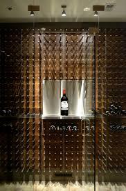 storage panels wine wall with custom magnum shelf bellevue custom wine cellar