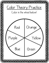 Learn about primary and secondary colors with this fun and easy to use printable color activity bundle. Primary Color Wheel Worksheet Page 1 Line 17qq Com