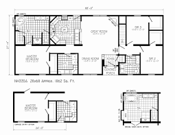 4 bedroom house plans with basement luxury 60 beautiful 4 bedroom ranch floor plans house plans