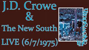 <b>J.D. Crowe</b> & The <b>New</b> South Live at the Red Slipper Lounge (6/7 ...
