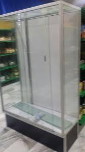 glass case display 6x4x20 with sliding glass door business equipment in jacksonville fl offerup