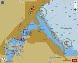 Lake Superior Depth Chart Duluth Superior Harbor Marine Chart Us14975_p1538