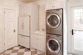 Glamorous slop sink in Laundry Room Traditional with Washer Dryer ...