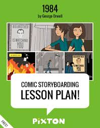 lesson plan by george orwell