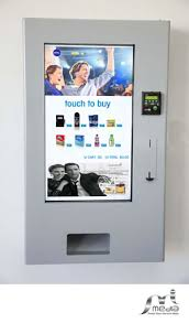 Bathroom Vending Machines