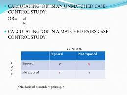 case control studies skp 19