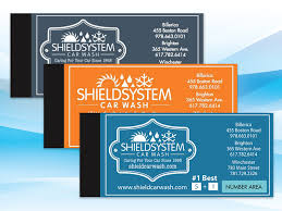 shield system car wash detail center gift cards