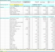 Small Business Bookkeeping Template Accounting Excel Spreadsheet Accounts Excel Template Small Business
