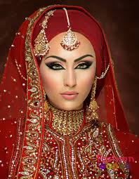 arabic bridal makeup 7