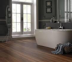 laminate flooring in bathroom. Unique Laminate Laminate Flooring In Bathroom With Dark Gray Wall Paint And Flooring In Bathroom E