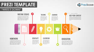 Templates For Education Education And School Prezi Templates Prezibase