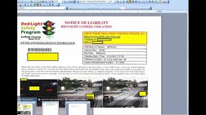 Red Light Summons Nyc Beating Traffic Light Camera Tickets Why It Works Light