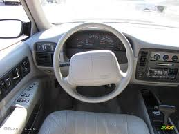 1996 Chevrolet Impala SS Gray Steering Wheel Photo #71845649 ...