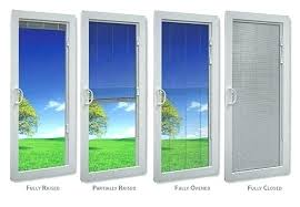 blinds inside glass mini blinds for glass doors inspiration of sliding glass patio doors with built