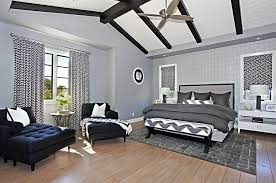 View in gallery Gray is a perfect choice for the modern bedroom with a cool,  masculine aura