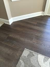 Waterproof Kitchen Flooring Home Depot Trafficmaster Allure Sawcut Dakota Vinyl Planks Diy