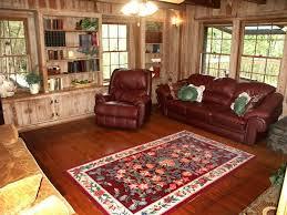 Mountain Cabin Decor Decor Rustic Cabin Decor Ideas Log Wall Christmas And Western
