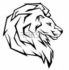 easy lion drawings. Beautiful Easy Easy Lion Face Drawing Sketch Drawings Simple  On