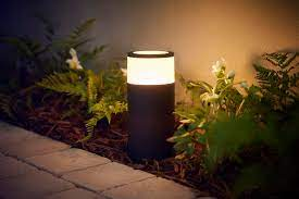 want smarter outdoor lighting at home