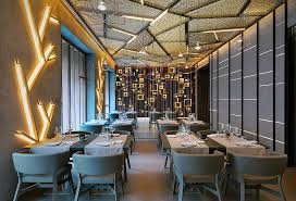 Stylish Restaurant Interior Design Intricate Details Of A Sushi Bar Restaurant  Design Commercial