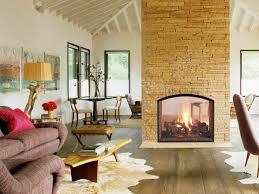 Image Wood Burning Gas Fireplace 2sided Fireplace Design Ideas Gas Fireplace Sided Fireplace Design Ideas