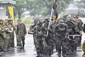 RANGER 陸上自衛隊 幹部レンジャー訓練の91日 - 投稿   Facebook