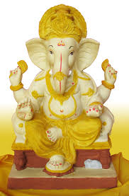 ecofriendly ganesh chaturthi welcome to the ecoexist network gajavakra 22 inch