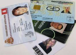 Standard And Non Standard Id Card Formats