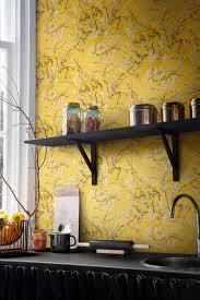 Behang Amandelbloesem Wallpaper Almond Blossom Collection Van Gogh