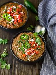 crock pot pinto beans easy recipe