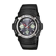 buy men s watches from our men s watches range tesco casio classic unisex rubber chronograph watch awg m100 1aer