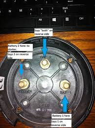 boat battery wiring solidfonts wiring diagrams literature for pro charge ultra marine battery
