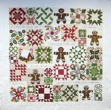 Gingerbread Joy Quilt by Sue Garman. pattern set $78.00 on ... & Gingerbread Joy Quilt by Sue Garman. pattern set $78.00 on Quakertown Quilts  at http: Adamdwight.com