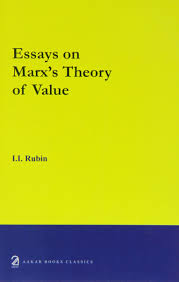 essays on marx s theory of value isaak i rubin  essays on marx s theory of value isaak i rubin 9788189833336 com books