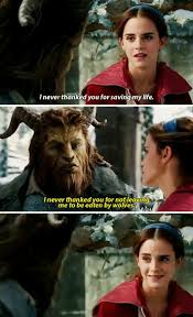 Shakespeare Quote In Beauty And The Beast 2017 Best of Think Of The One Thing You've Always Wanted Now Find It In Your