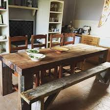 dining chair best handmade dining table and chairs best of keith harkin built this table