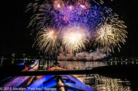 fire works in boston boston pops fireworks spectacular kayaking adventure part 1